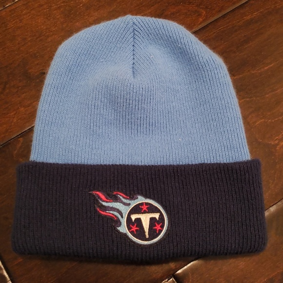 75d491838e08e Tennessee Titans NFL Winter Hat Cap. M 5bf385636a0bb787a4ab7707